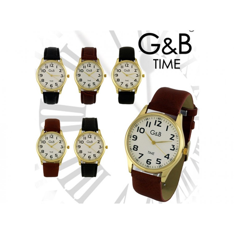 Reloj Rgb-78282cg Caballero Sami