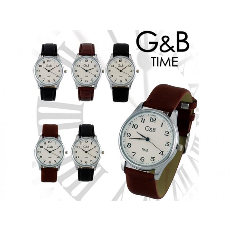 Reloj Rgb-78282cs Caballero Sami