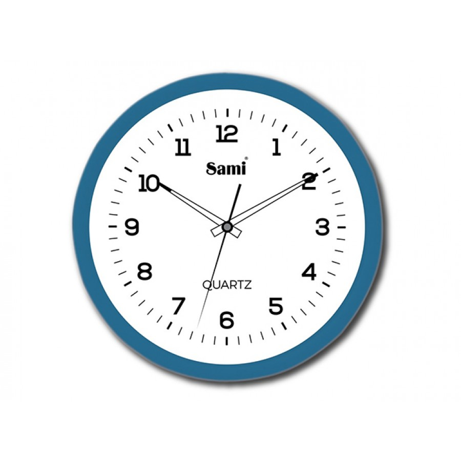 Reloj De Pared Rsp-11577 Sami